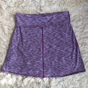 Prana Leanne Fold Over skirt